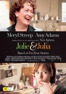 Julie & Julia - Australian Movie Poster (xs thumbnail)