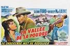 The Sheepman - Belgian Movie Poster (xs thumbnail)