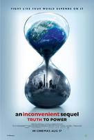 An Inconvenient Sequel: Truth to Power - Singaporean Movie Poster (xs thumbnail)