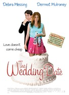 The Wedding Date - Danish Movie Poster (xs thumbnail)