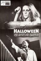 Halloween - Austrian poster (xs thumbnail)