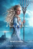 Aquaman - Chilean Movie Poster (xs thumbnail)