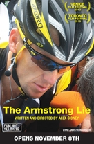 The Armstrong Lie - Movie Poster (xs thumbnail)