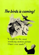 The Birds - Canadian Teaser movie poster (xs thumbnail)