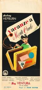 Monte Carlo Baby - Italian Movie Poster (xs thumbnail)