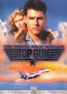Top Gun - Dutch DVD movie cover (xs thumbnail)