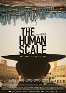 The Human Scale - German Movie Poster (xs thumbnail)