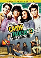 Camp Rock 2 - Movie Cover (xs thumbnail)