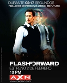 """FlashForward"" - Spanish Movie Poster (xs thumbnail)"