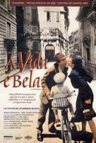 La vita è bella - Portuguese Movie Poster (xs thumbnail)