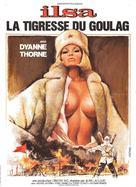 Ilsa the Tigress of Siberia - French Movie Poster (xs thumbnail)