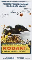 Sora no daikaijû Radon - Movie Poster (xs thumbnail)