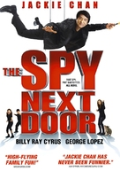 The Spy Next Door - DVD cover (xs thumbnail)