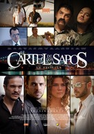 El cartel de los sapos - Colombian Movie Poster (xs thumbnail)