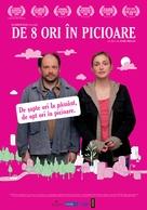 Huit fois debout - Romanian Movie Poster (xs thumbnail)