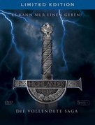 Highlander - German DVD movie cover (xs thumbnail)