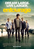 Entourage - German Movie Poster (xs thumbnail)