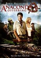 Anaconda III - DVD movie cover (xs thumbnail)