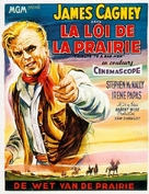 Tribute to a Bad Man - Belgian Movie Poster (xs thumbnail)