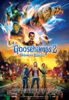 Goosebumps 2: Haunted Halloween - Romanian Movie Poster (xs thumbnail)