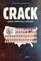 Crack: Cocaine, Corruption & Conspiracy - Movie Poster (xs thumbnail)