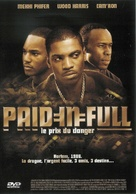 Paid In Full - French DVD cover (xs thumbnail)