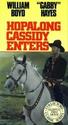 Hop-Along Cassidy - VHS cover (xs thumbnail)