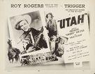 Utah - Re-release poster (xs thumbnail)