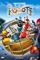 Robots - Andorran Movie Poster (xs thumbnail)