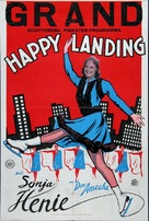Happy Landing - Dutch Movie Poster (xs thumbnail)