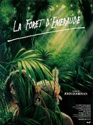 The Emerald Forest - French Movie Poster (xs thumbnail)