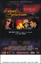 Final Solution - Movie Poster (xs thumbnail)