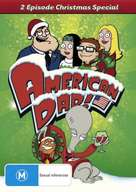 """American Dad!"" - Australian DVD movie cover (xs thumbnail)"