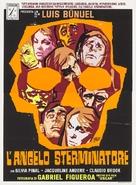 Ángel exterminador, El - Italian Movie Poster (xs thumbnail)
