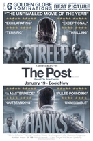 The Post - British Movie Poster (xs thumbnail)