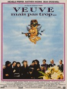 Married to the Mob - French Movie Poster (xs thumbnail)