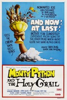 Monty Python and the Holy Grail - Australian Movie Poster (xs thumbnail)