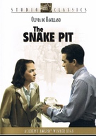 The Snake Pit - DVD cover (xs thumbnail)