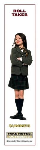 The School of Rock - Character poster (xs thumbnail)
