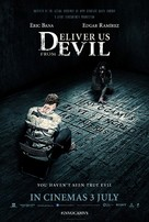 Deliver Us from Evil - Malaysian Movie Poster (xs thumbnail)
