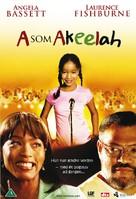 Akeelah And The Bee - Danish Movie Cover (xs thumbnail)