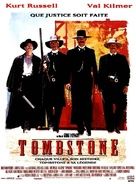 Tombstone - French Movie Poster (xs thumbnail)