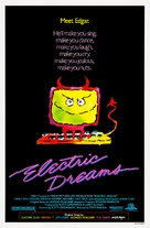 Electric Dreams - Movie Poster (xs thumbnail)