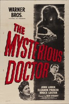 The Mysterious Doctor - Movie Poster (xs thumbnail)