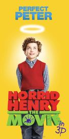 Horrid Henry: The Movie - Movie Poster (xs thumbnail)