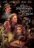 A Midsummer Night's Dream - DVD cover (xs thumbnail)