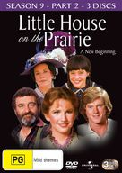 """Little House on the Prairie"" - Australian DVD cover (xs thumbnail)"