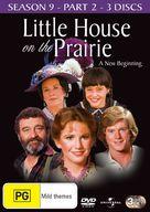 """Little House on the Prairie"" - Australian DVD movie cover (xs thumbnail)"