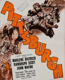 Pittsburgh - poster (xs thumbnail)
