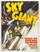 Sky Giant - Movie Poster (xs thumbnail)